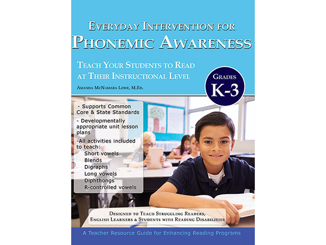 Everday Intervention for Phonemic Awareness